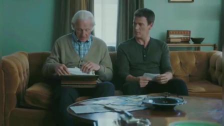 美剧:老爷子隐藏了那么久了,终于在关键时候爆发出来了