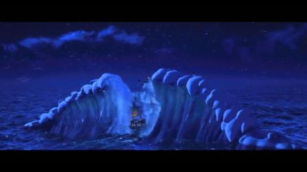 冰雪女王2:奥姆为救朋友,徒手和恶魔决斗,真勇敢