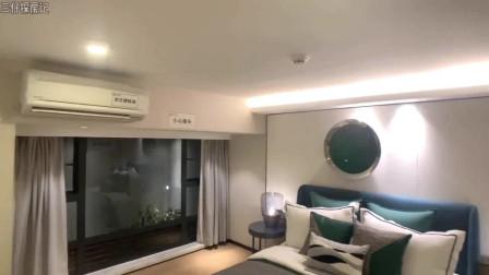 广州海珠 48㎡可明火复式,客餐厅分区,全屋豪华装修。爱了爱了