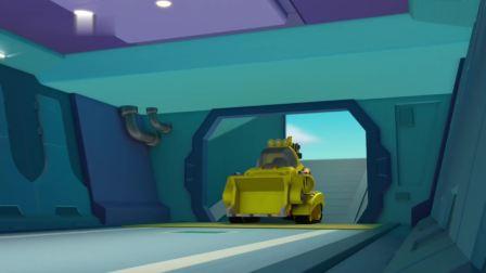 汪汪队立大功:机器狗真是架船高手,一个右满舵,瞬间避开冰山!