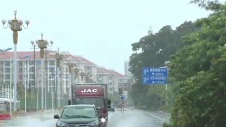 """第一时间 辽宁卫视 2020 台风""""米克拉""""从生成到登陆不到一天时间"""