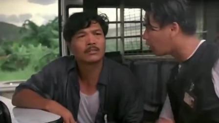 《古惑仔》陈浩南带100多小弟为小结巴报仇,警察装作没看见!