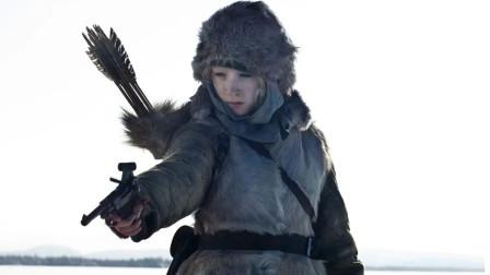 动作片《汉娜》女孩基因被改造,父亲将其培养成最强女杀手!