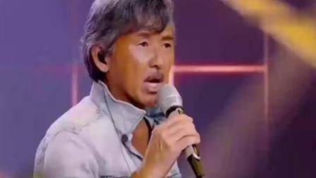 林子祥大哥与男歌迷合唱《敢爱敢做》全场沸腾起立鼓掌