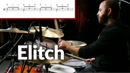 ★ME威律动★Dave Elitch - Paradiddle-Diddle Perfection