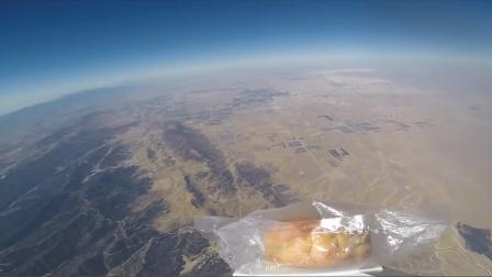 带着相机上太空的月饼,回顾月饼发展史,这是第一个真正的太空月饼
