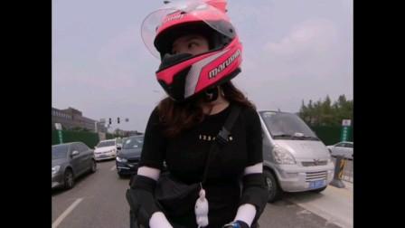 女骑小姐姐的日常溜车