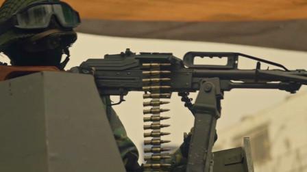 一人单挑达卡全城军警特种兵 场面足够炸裂 流弹喷射 拳拳到肉!