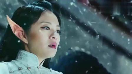 半妖倾城:洋人在街上滥杀无辜,清朝公主不忍百姓受伤,直接露出原形