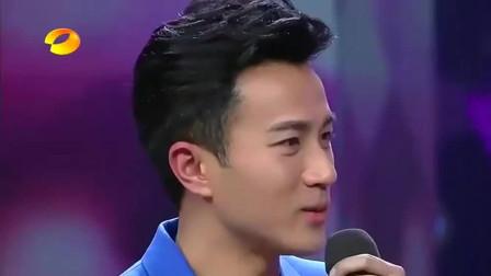 快乐大本营:赵丽颖模仿刘恺威和杨幂通电话超暖,这段好逗,何炅都憋不住了!