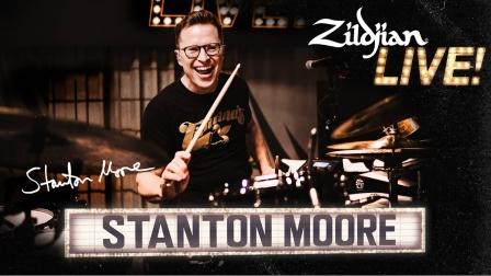 ★ME威律动★Stanton Moore - Sprung Mag-Pie (Zildjian Live 2020)