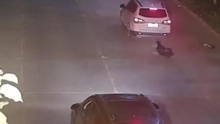 陕西神木一高中生凌晨醉躺路面昏睡 遭醉驾司机碾压身亡