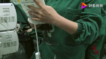 生门:手术进行30分钟,医生摘除夏锦菊的子宫,突然心脏出问题了