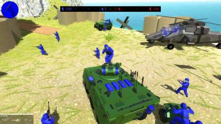 战地模拟器:战车已经开动起来,向着炮火前进!