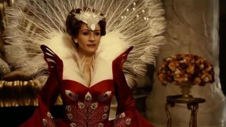 美剧:王后爱上王子,为了让自己变得更漂亮,做了恶心的全身护理