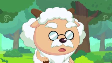 喜羊羊:刀羊前辈太厉害了,出门连洗衣机都带着,太神奇了