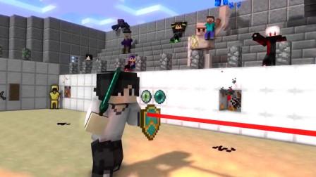我的世界动画-竞技场对决-NeozPixel