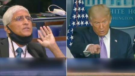 被问是否后悔向美国民众撒谎,特朗普:下一个问题!