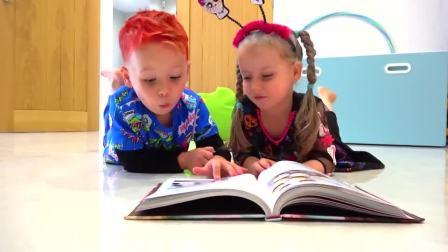 萌娃小可爱们和妈妈一起做纸托蛋糕,两个小家伙真是萌萌哒萌娃好有成就感呀
