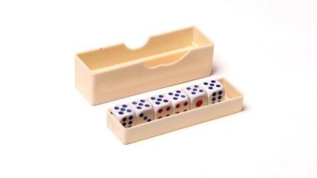 骰子魔术教学:摇出666,百发百中!原来这么简单