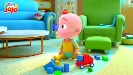 超级宝贝:利用身边物品,可以更好的学习颜色,活到老学到老