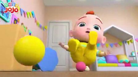 超级宝贝:做妈妈的乖宝宝,玩具自己收拾,不给妈妈添负担