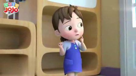 超级宝贝:做迷藏要注意,不要躲在门后面,容易发生危险
