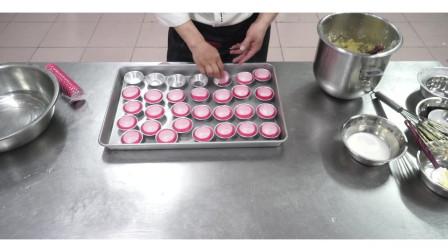 油脂蛋糕的制作