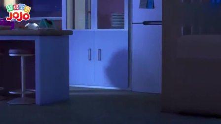 超级宝贝:小宝贝真搞笑,半夜肚子饿了,起来想吃东西被发现