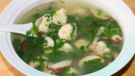 立秋后多喝这汤,低热量低脂肪,汤鲜味美又营养,女人越喝越苗条
