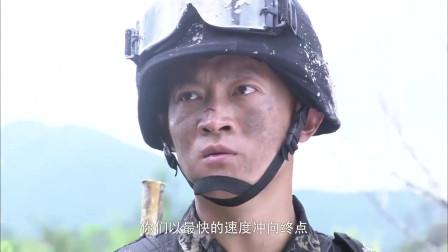 蒋小鱼四人为荣誉而战斗,浑身是伤让中国侦察兵得了冠军,太牛了