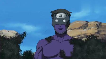 火影忍者:隐藏的天才油女取根,他的能力很强大!