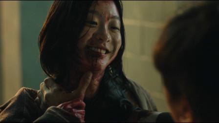 动作片:小女孩看似清纯可爱,其实暗地里却是杀手中的第一高手