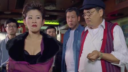 女恶霸来吴孟达店里闹事,十二点要封他的店,达叔做最后一批蛋挞