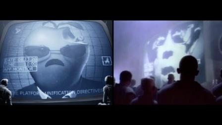 Epic出广告讽刺并控告苹果垄断:当年的屠龙少年,如今变成恶龙