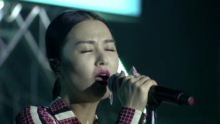 谭维维现场版《黑则明》,歌声很有力量,听了就会爱上的一首歌!