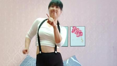 永东玲子广场舞  因为爱着你