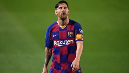 一边倒!欧冠巴塞罗那对阵拜仁比赛集锦,梅西独木难支库蒂尼奥两射一传弑旧主!