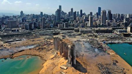 黎巴嫩大爆炸举世瞩目,如今又传出坏消息,政府官员先顶不住了