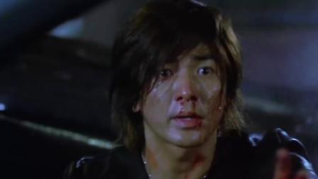 烈火战车:富二代赢了比赛,还打断对手的腿,不知他竟是车神弟弟