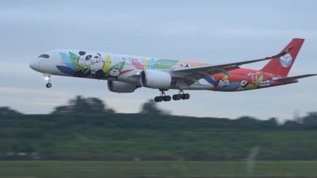 机长开飞机正要降落遇声音超甜的空管小姐姐导航,心情愉悦