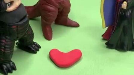 白雪公主玩具视频小学生儿童故事玩具故事幼儿教育原创动画玩具