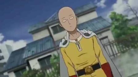 一拳超人:这男子为什么这个表情啊,真是奇怪,为什么这么淡定呢?