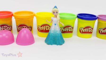 如何为公主娃娃制作玩具水果裙