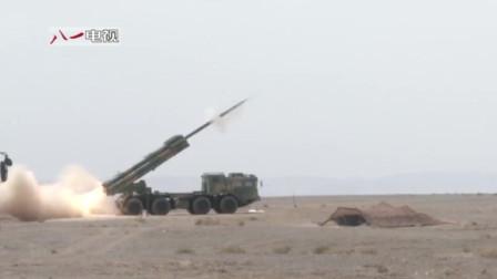 一个视频带你直击解放军火炮部队多管火箭炮射击现场,要的就是气势,排山倒海的那种