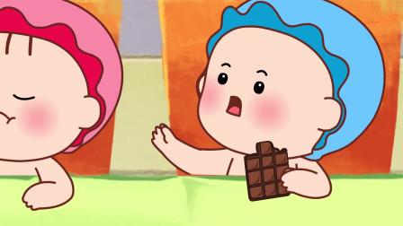 可可小爱:小爱妈妈好温柔,特意为小爱做了草莓蛋糕,好暖心啊