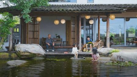夫妻抵押上海独栋洋房,借1300万到乡下造房:我自在了