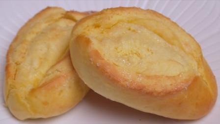 想吃手撕面包不用买,教你在家做,真材实料,比外面买的好吃多了