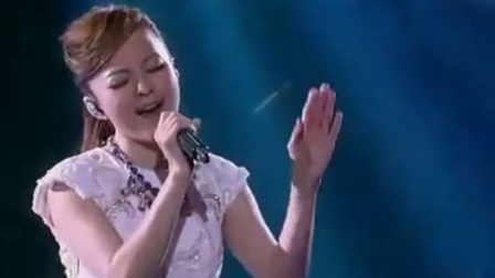 张韶涵终于爆发了,一首《追梦赤子心》燃爆全场,完全不输原唱!