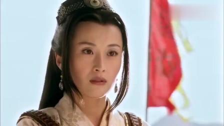 飞龙要抓樊梨花做八姨太,不料被梨花一刀秒,直接打脸了!